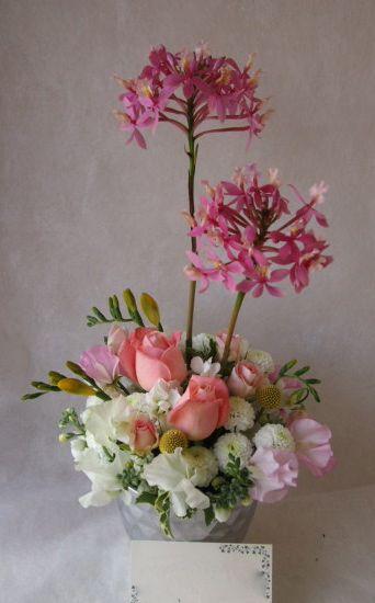 花ギフト|フラワーギフト|誕生日 花|カノシェ話題|スタンド花|ウエディングブーケ|花束|花屋|45172