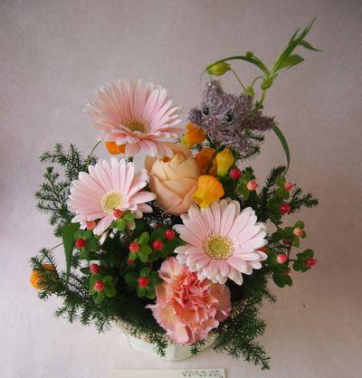 花ギフト|フラワーギフト|誕生日 花|カノシェ話題|スタンド花|ウエディングブーケ|花束|花屋|37335