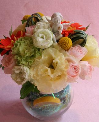 花ギフト|フラワーギフト|誕生日 花|カノシェ話題|スタンド花|ウエディングブーケ|花束|花屋|tensi1