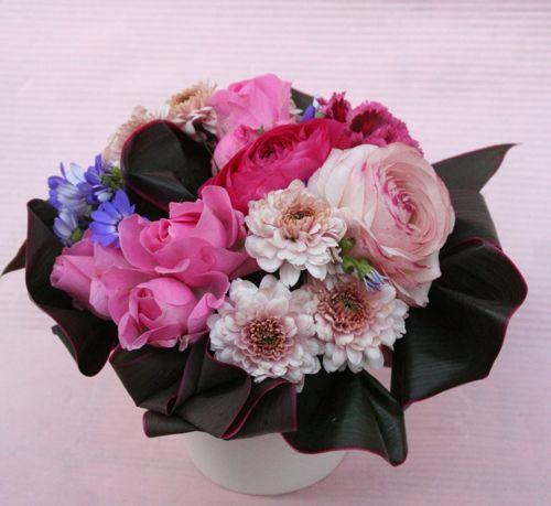 花ギフト|フラワーギフト|誕生日 花|カノシェ話題|スタンド花|ウエディングブーケ|花束|花屋|IMG_0743