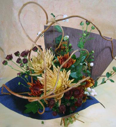 花ギフト|フラワーギフト|誕生日 花|カノシェ話題|スタンド花|ウエディングブーケ|花束|花屋|菊2