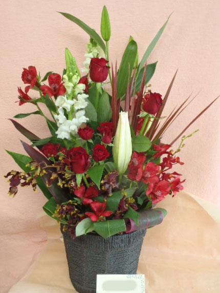 花ギフト|フラワーギフト|誕生日 花|カノシェ話題|スタンド花|ウエディングブーケ|花束|花屋|rie-aka