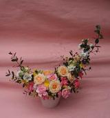 花ギフト|フラワーギフト|誕生日 花|カノシェ話題|スタンド花|ウエディングブーケ|花束|花屋|江夏さん111