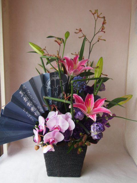 花ギフト|フラワーギフト|誕生日 花|カノシェ話題|スタンド花|ウエディングブーケ|花束|花屋|41208(1)