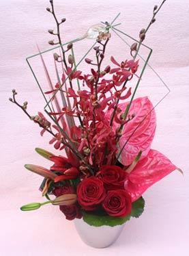 花ギフト|フラワーギフト|誕生日 花|カノシェ話題|スタンド花|ウエディングブーケ|花束|花屋|modern2