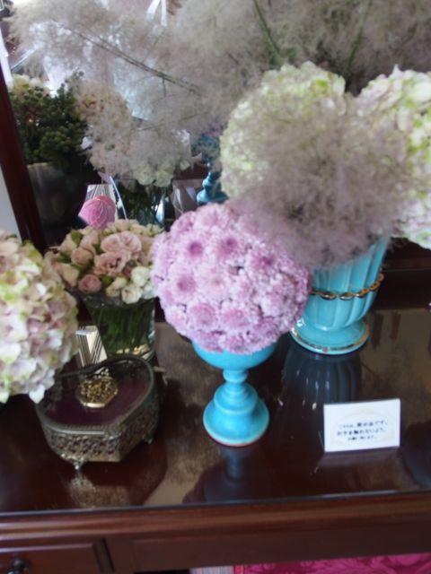 花ギフト|フラワーギフト|誕生日 花|カノシェ話題|スタンド花|ウエディングブーケ|花束|花屋|P6140054