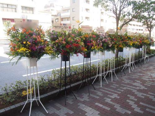 花ギフト|フラワーギフト|誕生日 花|カノシェ話題|スタンド花|ウエディングブーケ|花束|花屋|P1271717(1)