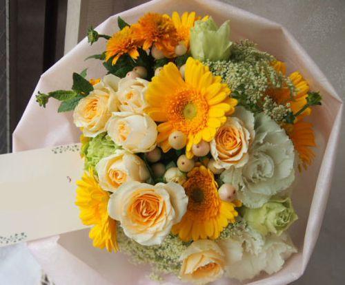 花ギフト|フラワーギフト|誕生日 花|カノシェ話題|スタンド花|ウエディングブーケ|花束|花屋|56329