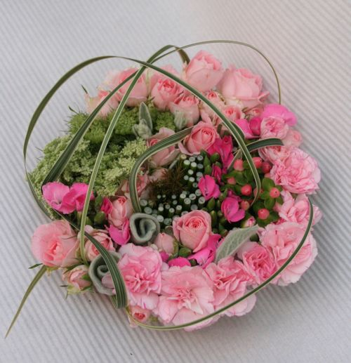 花ギフト|フラワーギフト|誕生日 花|カノシェ話題|スタンド花|ウエディングブーケ|花束|花屋|IMG_0660