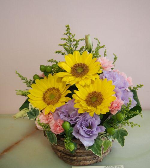 花ギフト|フラワーギフト|誕生日 花|カノシェ話題|スタンド花|ウエディングブーケ|花束|花屋|57050