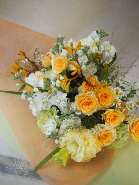 花ギフト|フラワーギフト|誕生日 花|カノシェ話題|スタンド花|ウエディングブーケ|花束|花屋|51549