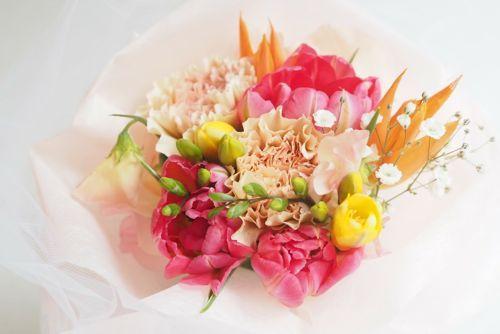 花ギフト|フラワーギフト|誕生日 花|カノシェ話題|スタンド花|ウエディングブーケ|花束|花屋|P3062279