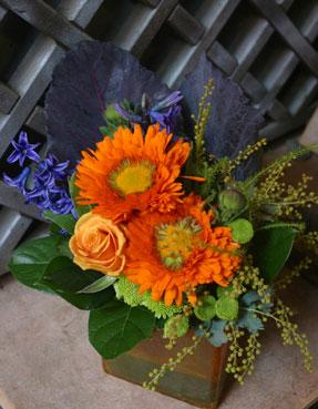 花ギフト フラワーギフト 誕生日 花 カノシェ話題 スタンド花 ウエディングブーケ 花束 花屋 キングラグ