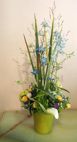 花ギフト|フラワーギフト|誕生日 花|カノシェ話題|スタンド花|ウエディングブーケ|花束|花屋|P8170881