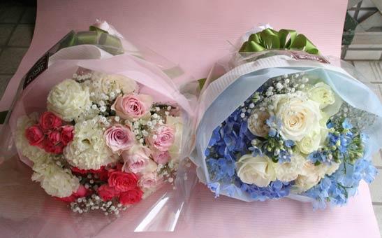 花ギフト フラワーギフト 誕生日 花 カノシェ話題 スタンド花 ウエディングブーケ 花束 花屋 IMG_0740