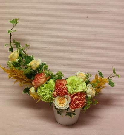花ギフト|フラワーギフト|誕生日 花|カノシェ話題|スタンド花|ウエディングブーケ|花束|花屋|IMG_4058