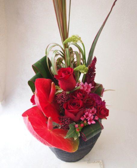 花ギフト|フラワーギフト|誕生日 花|カノシェ話題|スタンド花|ウエディングブーケ|花束|花屋|51611