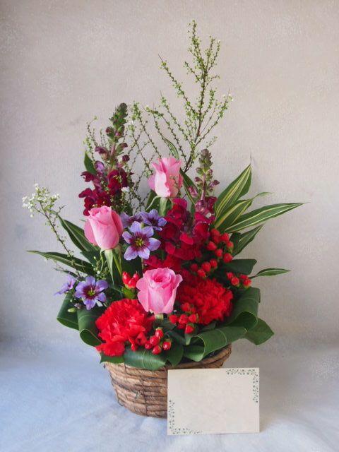 花ギフト|フラワーギフト|誕生日 花|カノシェ話題|スタンド花|ウエディングブーケ|花束|花屋|53237