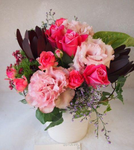 花ギフト|フラワーギフト|誕生日 花|カノシェ話題|スタンド花|ウエディングブーケ|花束|花屋|51759