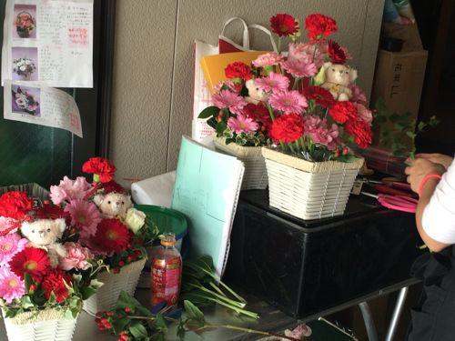 花ギフト|フラワーギフト|誕生日 花|カノシェ話題|スタンド花|ウエディングブーケ|花束|花屋|IMG_5052