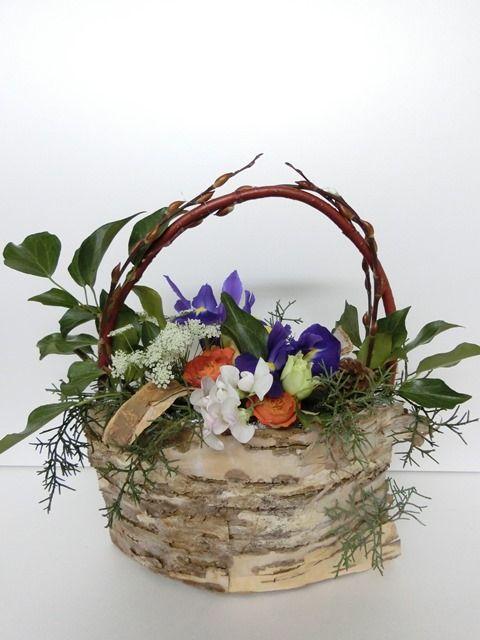 花ギフト|フラワーギフト|誕生日 花|カノシェ話題|スタンド花|ウエディングブーケ|花束|花屋|白樺