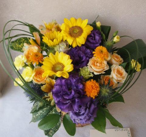 花ギフト|フラワーギフト|誕生日 花|カノシェ話題|スタンド花|ウエディングブーケ|花束|花屋|56600