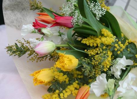花ギフト|フラワーギフト|誕生日 花|カノシェ話題|スタンド花|ウエディングブーケ|花束|花屋|ミモザ