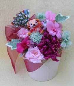 花ギフト|フラワーギフト|誕生日 花|カノシェ話題|スタンド花|ウエディングブーケ|花束|花屋|KP2
