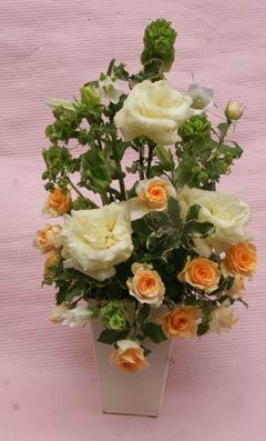 花ギフト フラワーギフト 誕生日 花 カノシェ話題 スタンド花 ウエディングブーケ 花束 花屋 IMG_7520