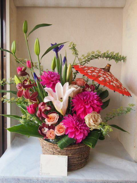 花ギフト|フラワーギフト|誕生日 花|カノシェ話題|スタンド花|ウエディングブーケ|花束|花屋|53940