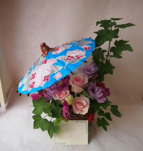 花ギフト|フラワーギフト|誕生日 花|カノシェ話題|スタンド花|ウエディングブーケ|花束|花屋|41317(1)