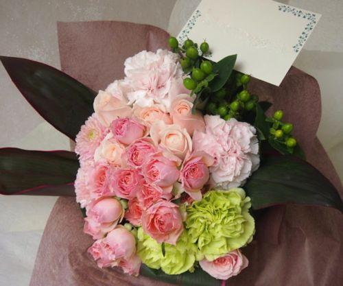 花ギフト|フラワーギフト|誕生日 花|カノシェ話題|スタンド花|ウエディングブーケ|花束|花屋|48145