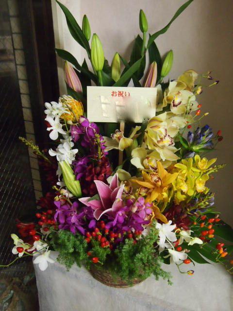 花ギフト|フラワーギフト|誕生日 花|カノシェ話題|スタンド花|ウエディングブーケ|花束|花屋|43674