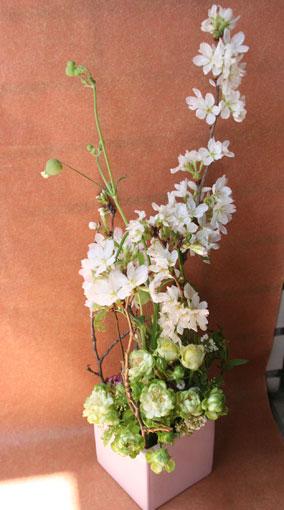 花ギフト|フラワーギフト|誕生日 花|カノシェ話題|スタンド花|ウエディングブーケ|花束|花屋|さわこ桜