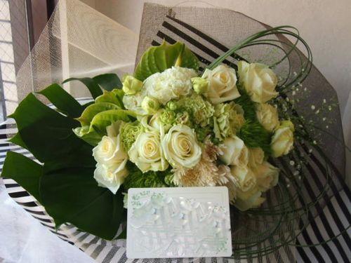 花ギフト|フラワーギフト|誕生日 花|カノシェ話題|スタンド花|ウエディングブーケ|花束|花屋|54721