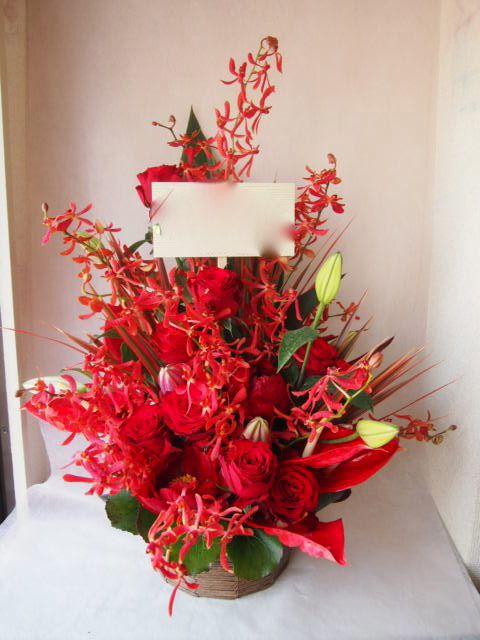 花ギフト|フラワーギフト|誕生日 花|カノシェ話題|スタンド花|ウエディングブーケ|花束|花屋|40866