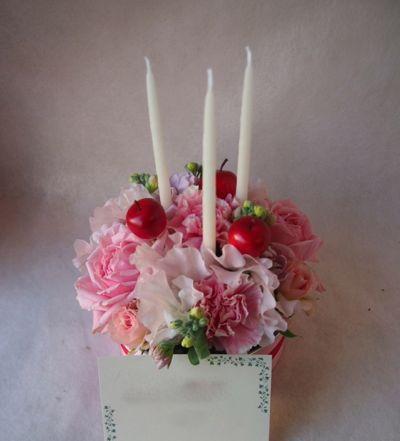 花ギフト|フラワーギフト|誕生日 花|カノシェ話題|スタンド花|ウエディングブーケ|花束|花屋|37772