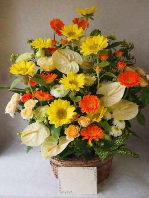 花ギフト|フラワーギフト|誕生日 花|カノシェ話題|スタンド花|ウエディングブーケ|花束|花屋|56869