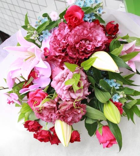 花ギフト|フラワーギフト|誕生日 花|カノシェ話題|スタンド花|ウエディングブーケ|花束|花屋|IMG_3832