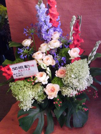 花ギフト|フラワーギフト|誕生日 花|カノシェ話題|スタンド花|ウエディングブーケ|花束|花屋|関根さま