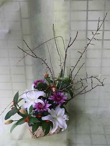 花ギフト|フラワーギフト|誕生日 花|カノシェ話題|スタンド花|ウエディングブーケ|花束|花屋|赤菊
