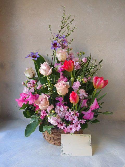 花ギフト|フラワーギフト|誕生日 花|カノシェ話題|スタンド花|ウエディングブーケ|花束|花屋|53200