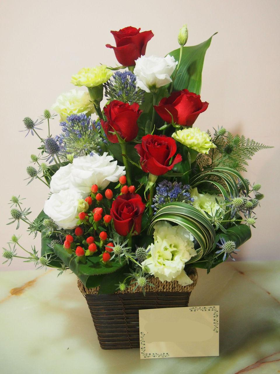 花ギフト|フラワーギフト|誕生日 花|カノシェ話題|スタンド花|ウエディングブーケ|花束|花屋|56247