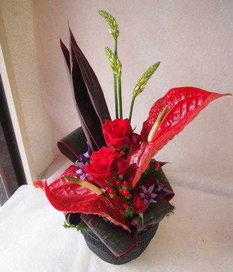 花ギフト|フラワーギフト|誕生日 花|カノシェ話題|スタンド花|ウエディングブーケ|花束|花屋|43894