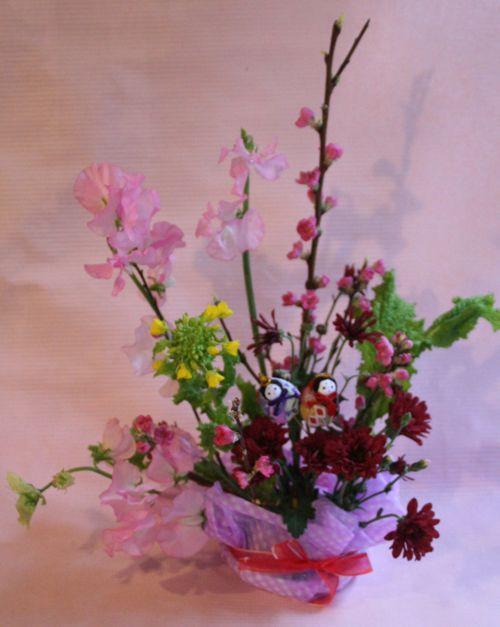 花ギフト|フラワーギフト|誕生日 花|カノシェ話題|スタンド花|ウエディングブーケ|花束|花屋|IMG_1198