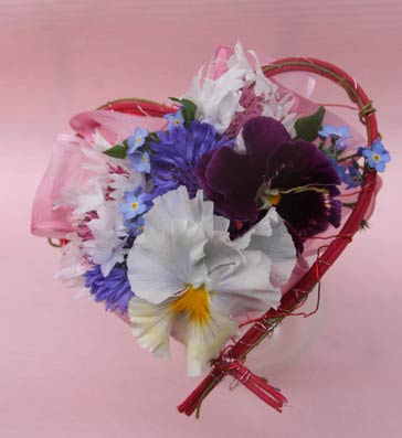 花ギフト|フラワーギフト|誕生日 花|カノシェ話題|スタンド花|ウエディングブーケ|花束|花屋|IMG_6404