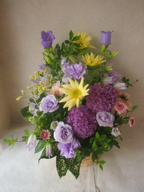 花ギフト|フラワーギフト|誕生日 花|カノシェ話題|スタンド花|ウエディングブーケ|花束|花屋|48159