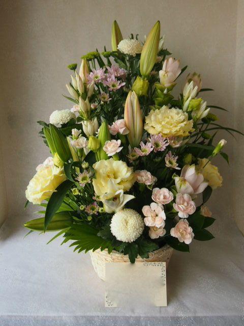花ギフト|フラワーギフト|誕生日 花|カノシェ話題|スタンド花|ウエディングブーケ|花束|花屋|57702