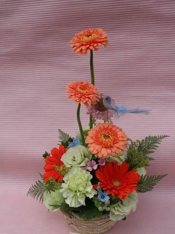 花ギフト|フラワーギフト|誕生日 花|カノシェ話題|スタンド花|ウエディングブーケ|花束|花屋|IMG_7680