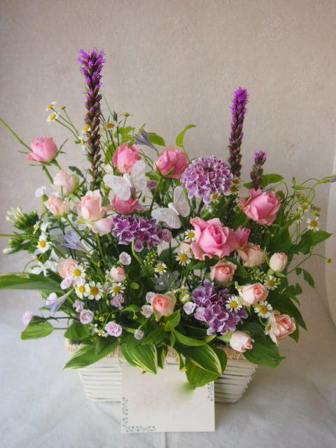 花ギフト|フラワーギフト|誕生日 花|カノシェ話題|スタンド花|ウエディングブーケ|花束|花屋|48208